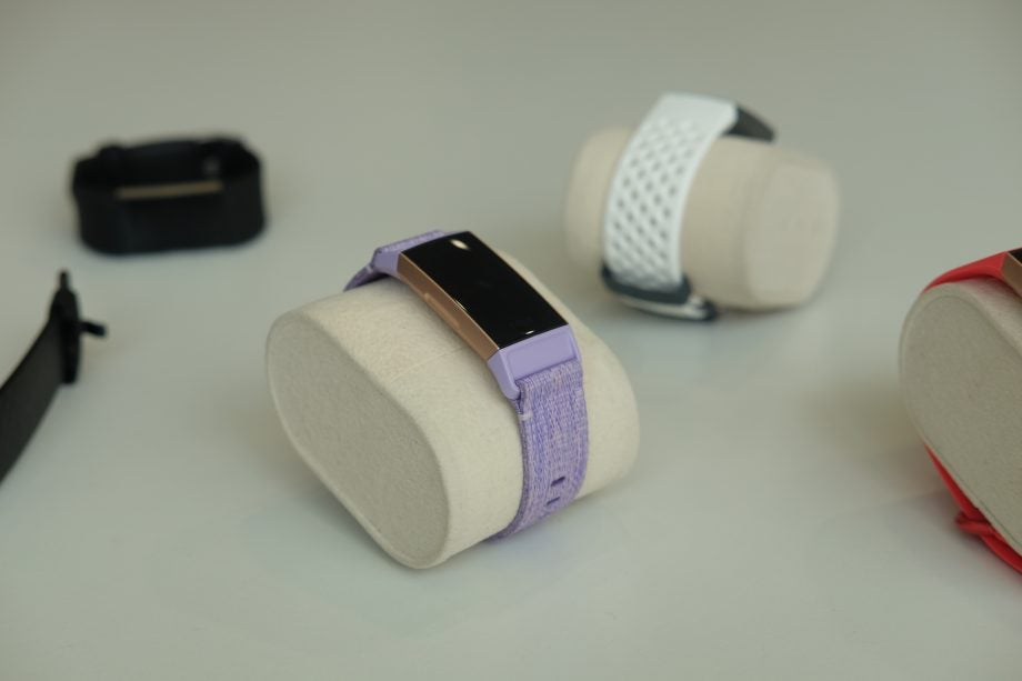 Fitbit Charge 3 colours
