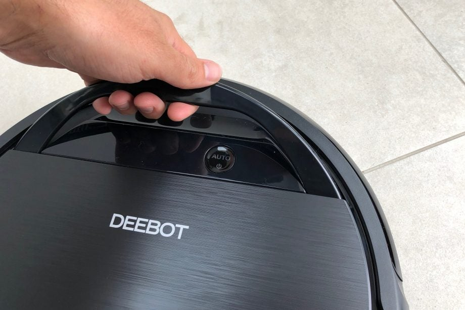 Ecovacs Deebot Ozmo 930 Review Trusted Reviews