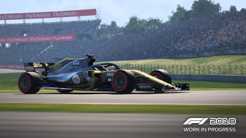 F1 2018 Review   Trusted Reviews