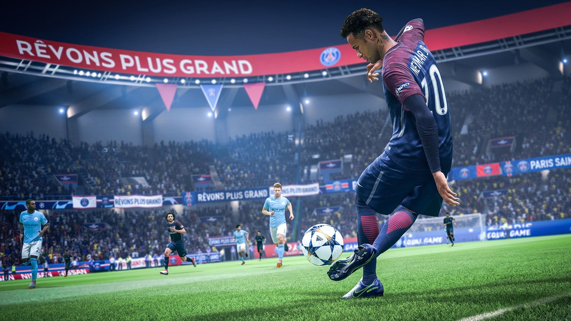 fifa 19 review trusted reviews rh trustedreviews com FIFA Soccer 02 FIFA Soccer 10