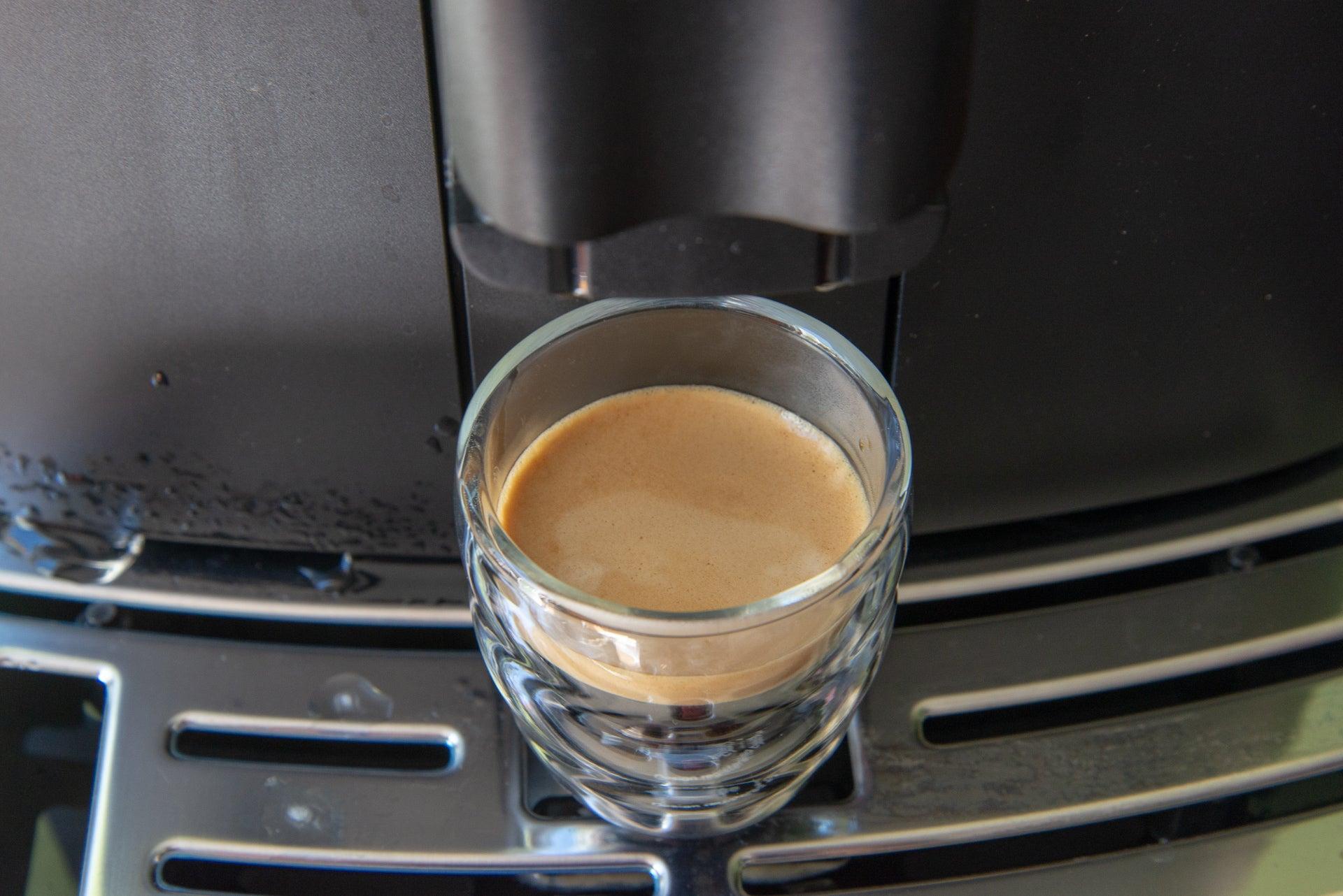 Gaggia Velasca espresso