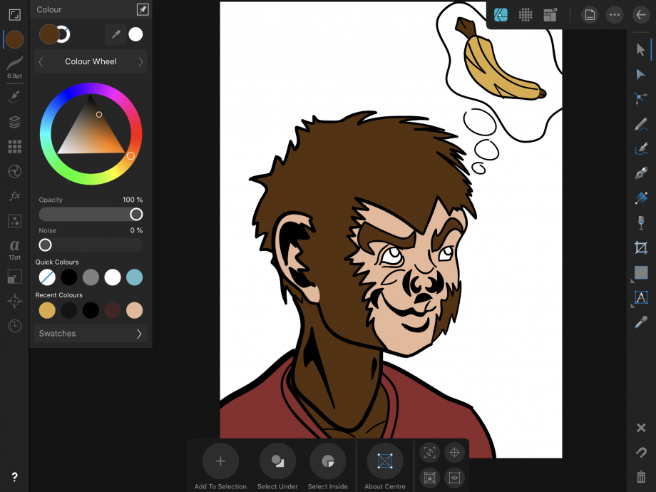 Affinity Designer (iOS) review: A must download | Trusted