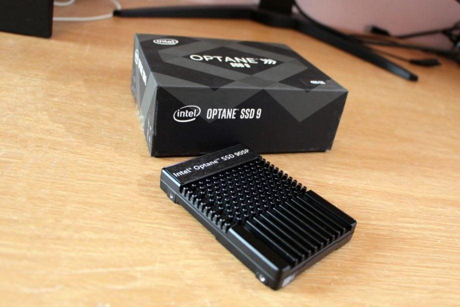Intel Optane SSD 905P 480GB 06