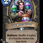 Lab Recruiter