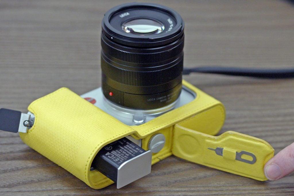 Leica TL2 case