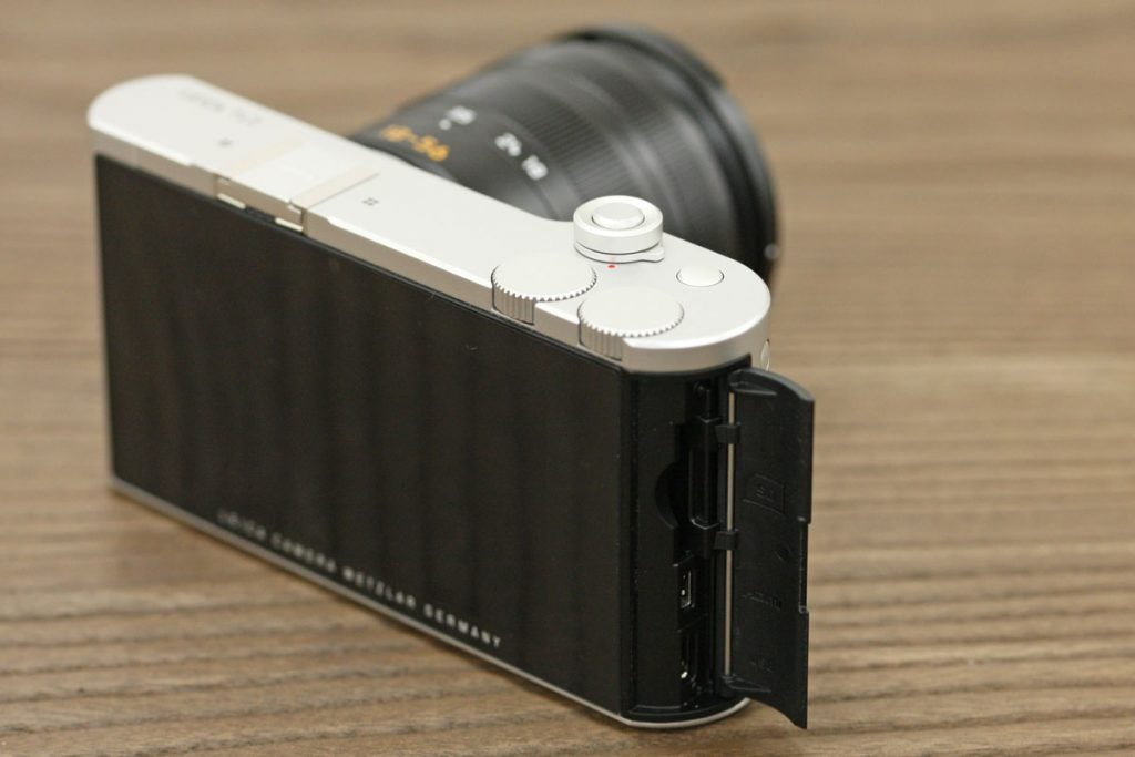 Leica TL2 connectors