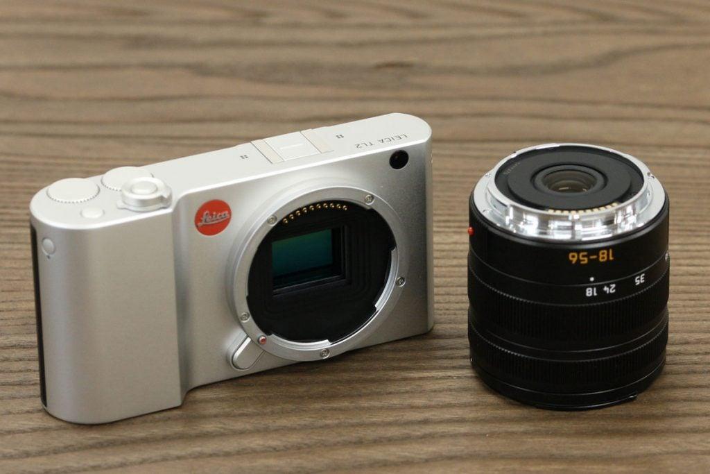 Leica TL2 L-mount