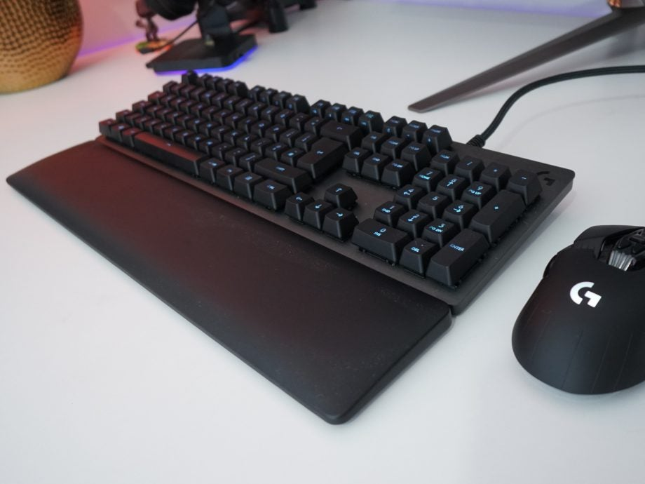 Logitech G513 Review | Trusted Reviews