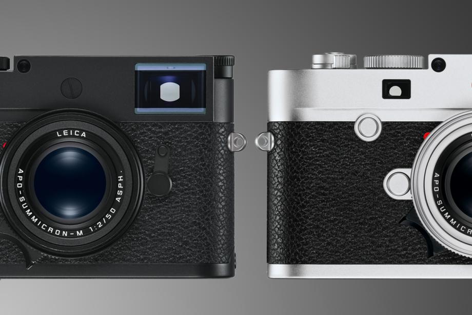 Leica M10-P vs M10