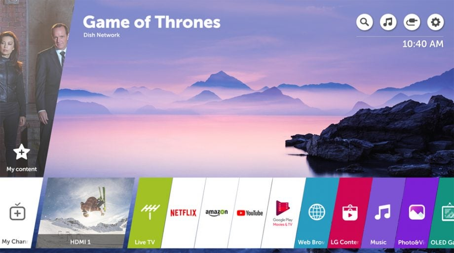 Smart TV Systems
