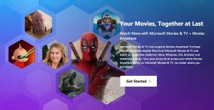 Movies Anywhere Microsoft
