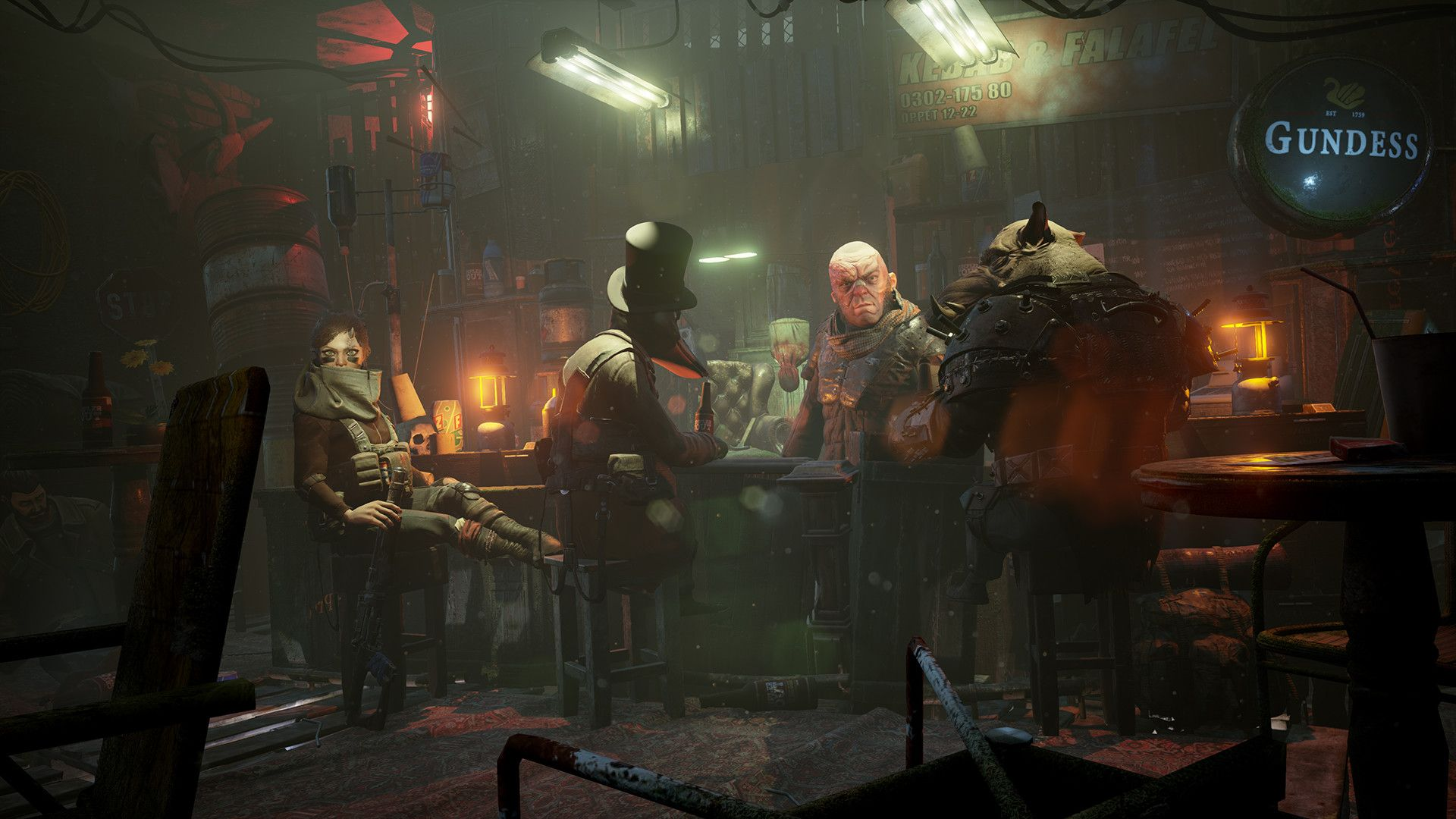 Mutant Year Zero: Road to Eden – Everything you need to know