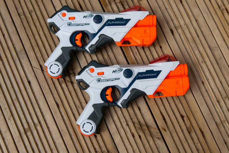 Nerf Laser Ops Pro Alphapoint twin pack