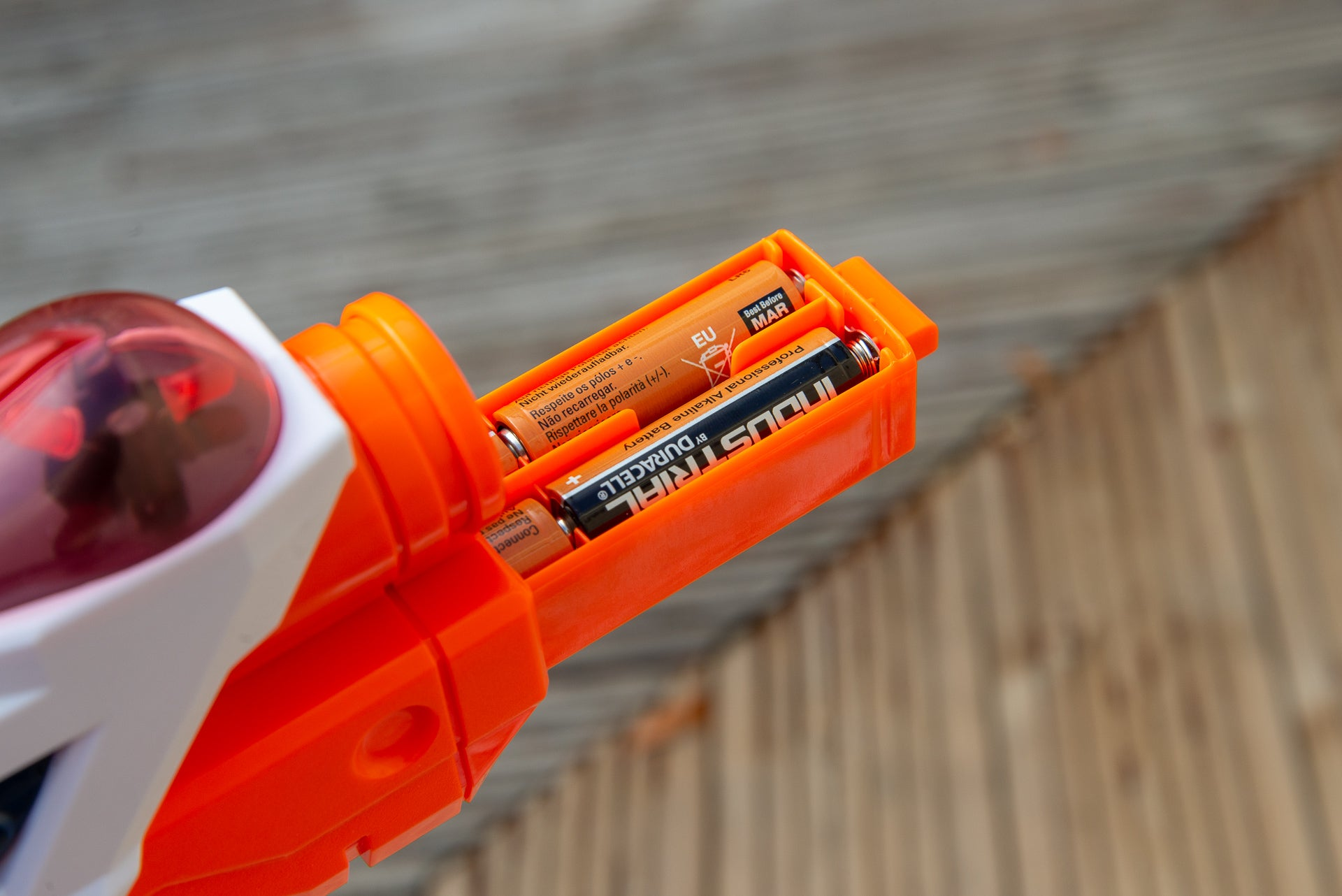 Nerf Laser Ops Pro Alphapoint batteries