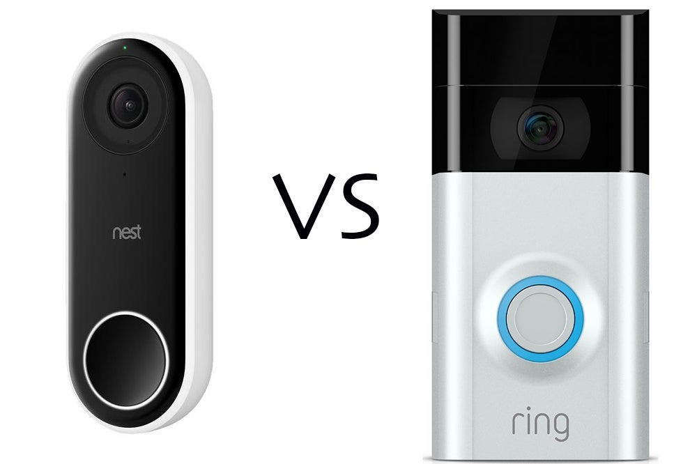 Nest Hello Vs Ring Video Doorbell 2 Which Smart Doorbell