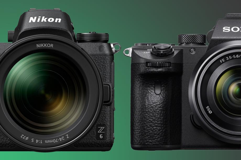 Nikon Z6 v Sony A7 III