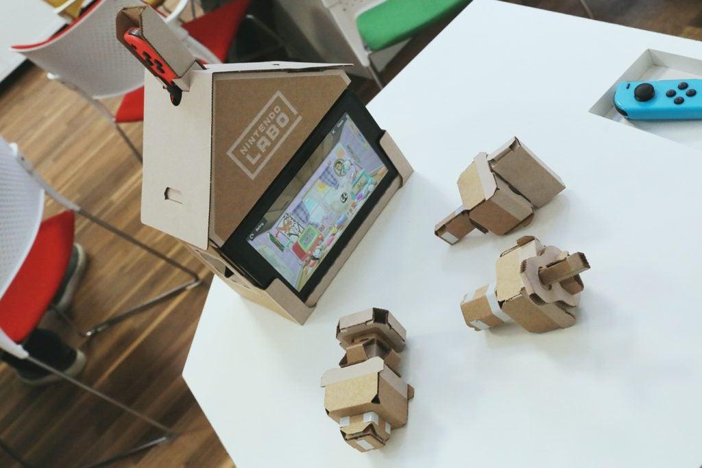 Nintendo Labo Variety Kit House 1