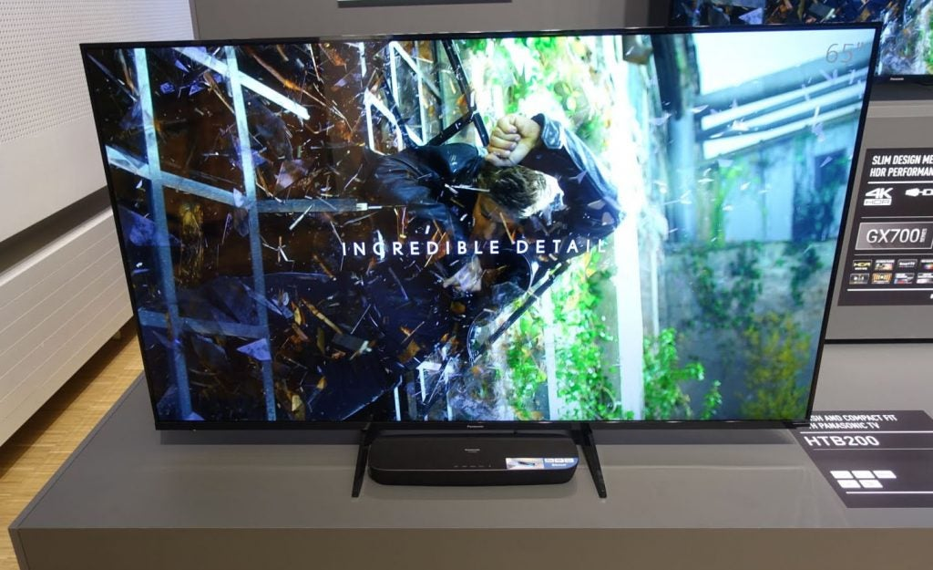 Panasonic TV 2019: 4K HDR OLED and LCD TVs explained