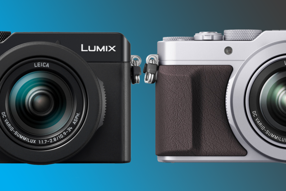 Panasonic LX100 II vs LX100