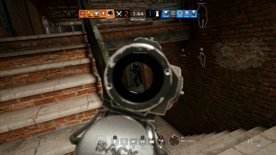 Rainbow Six Siege's director explains why Plane is not getting a rework