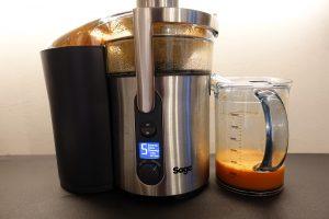 Sage BJE520UK the Nutri Juicer Plus