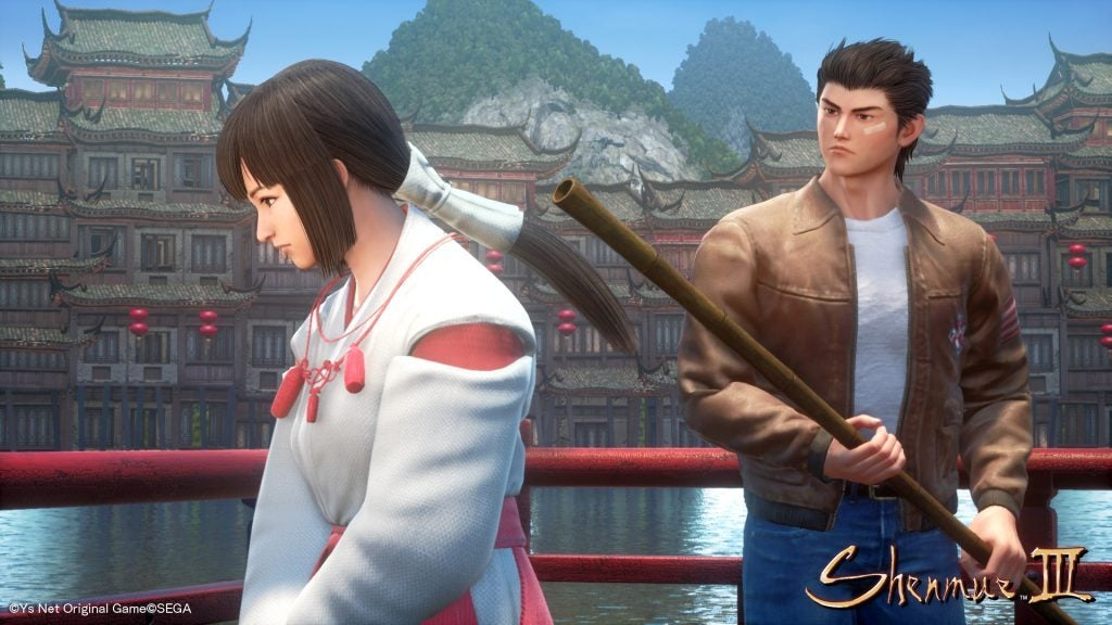 Shenmue 3 receives another delay, but it's still coming later this