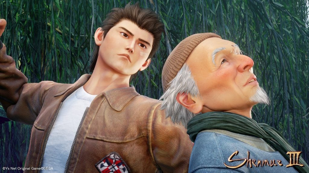 Shenmue 3 receives another delay, but it's still coming