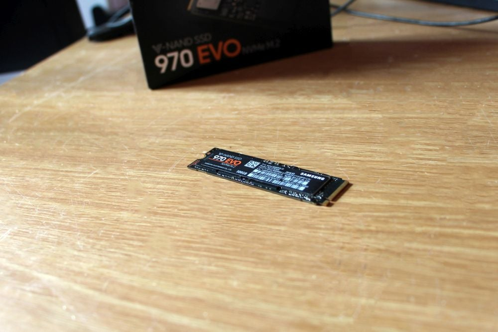 Samsung 970 Evo 500GB Review 03