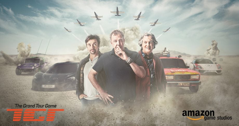 The Grand Tour S Video Game Adaptation Is An Incredible Idea But