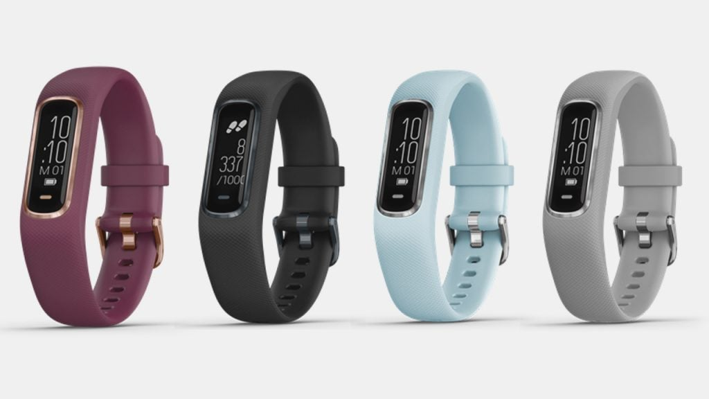Garmin Vivosmart 4 takes the fight to the Fitbit Charge 3 with pulse