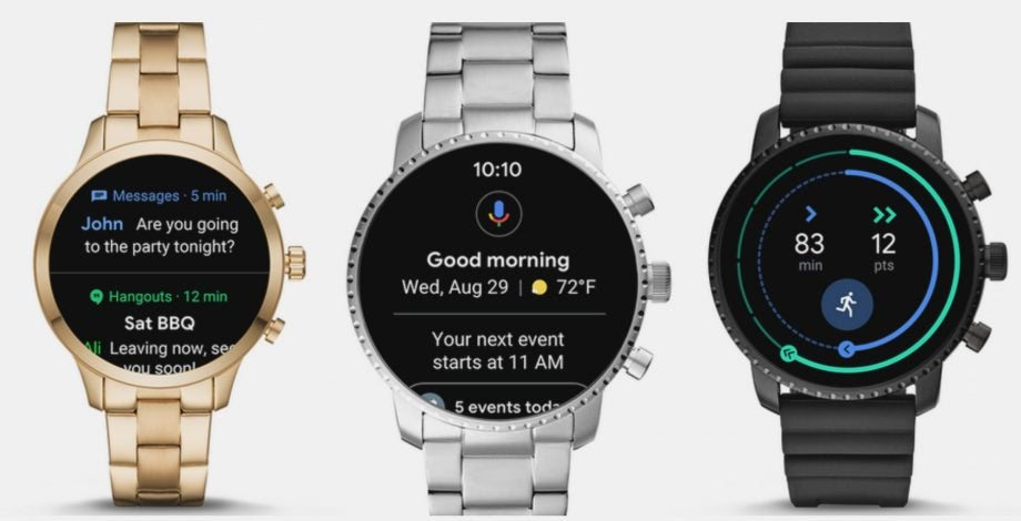 Google Wear OS revamp
