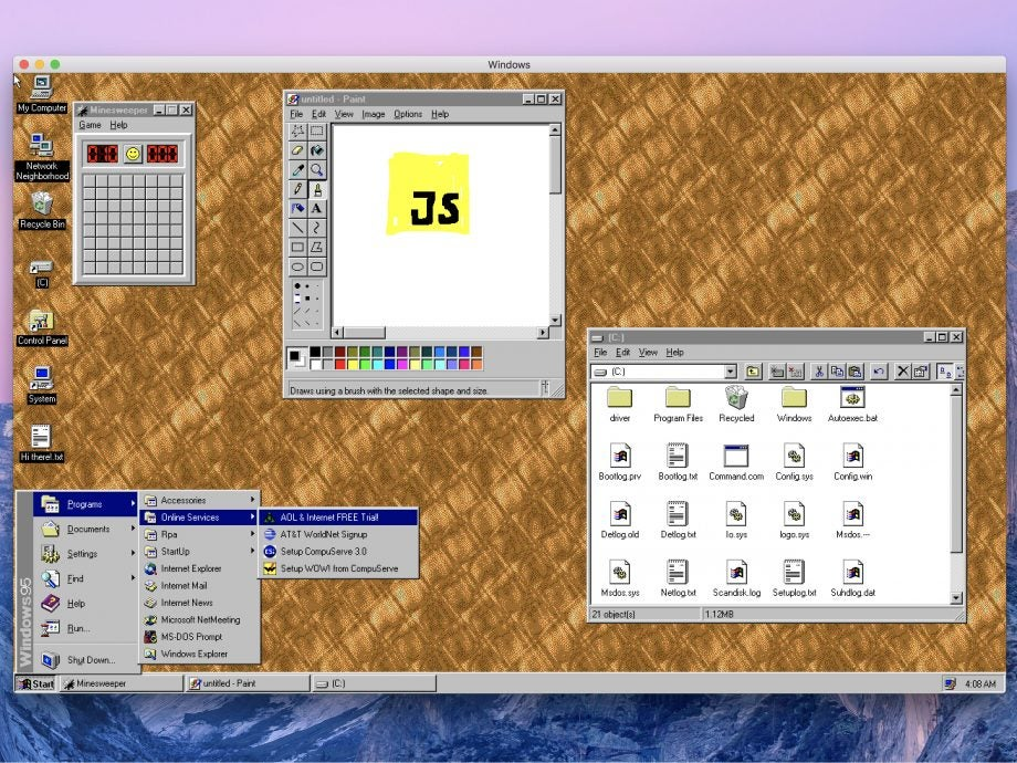 netscape navigator 6.0 free download for windows 7