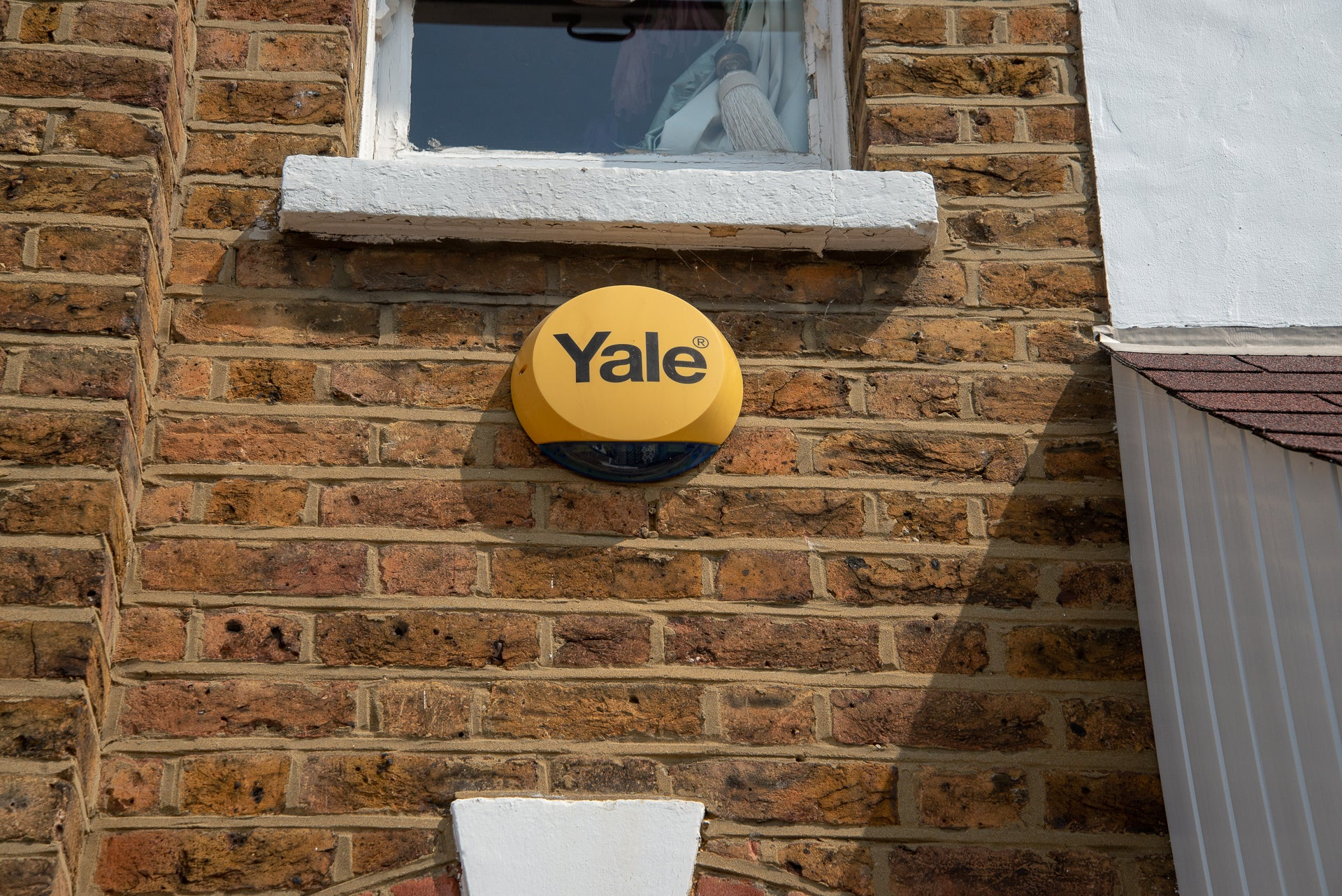 Yale Smart Home Alarm Review Trusted Reviews A Battery Powered One Time Only Burglar External Siren
