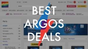 best argos deals