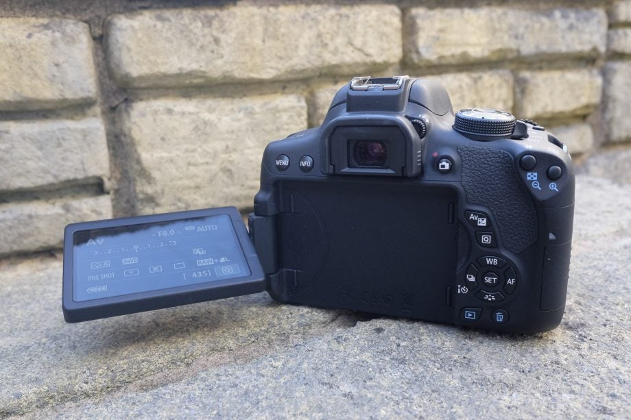 Canon EOS 750D Review | Trusted Reviews