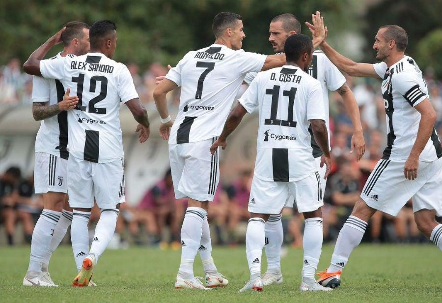 Chievo Vs Juventus How To Live Stream Cristiano Ronaldo U2019s