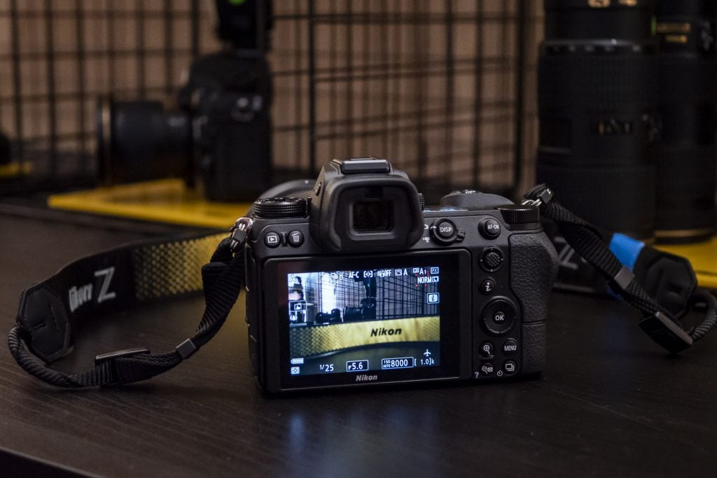 Nikon Z6 First Look Review Trusted Reviews