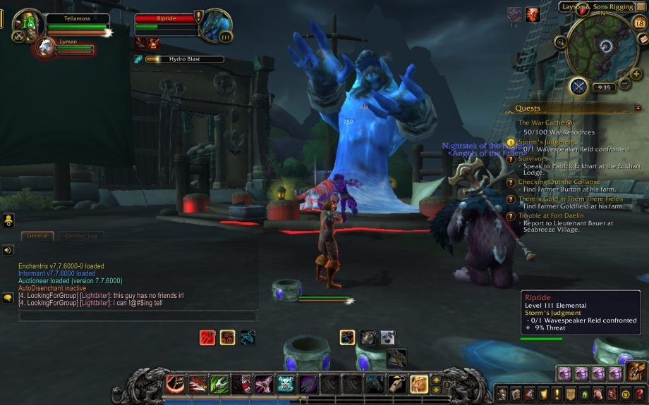 World Of Warcraft Battle For Azeroth Review Trusted Reviews