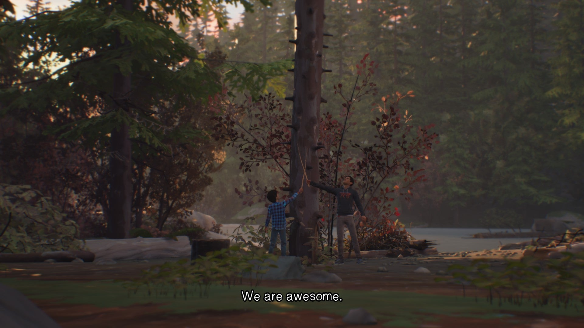 Life Is Strange 2 Episode One Roads Review Trusted Reviews