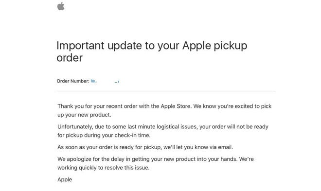iPhone XS and XS Max delivery and pick-up delays strike US