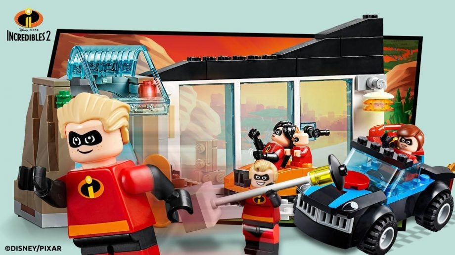 LEGO Incredibles 2 Junior