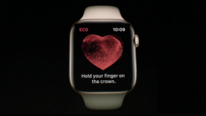 Apple Watch series 4 ECG EKG