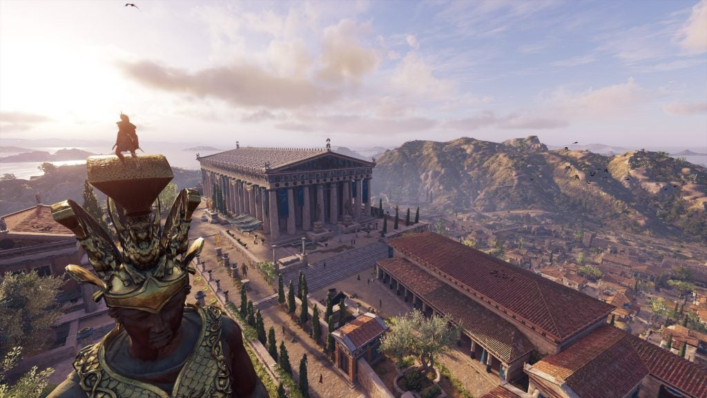 Assassin S Creed Odyssey Review Trusted Reviews
