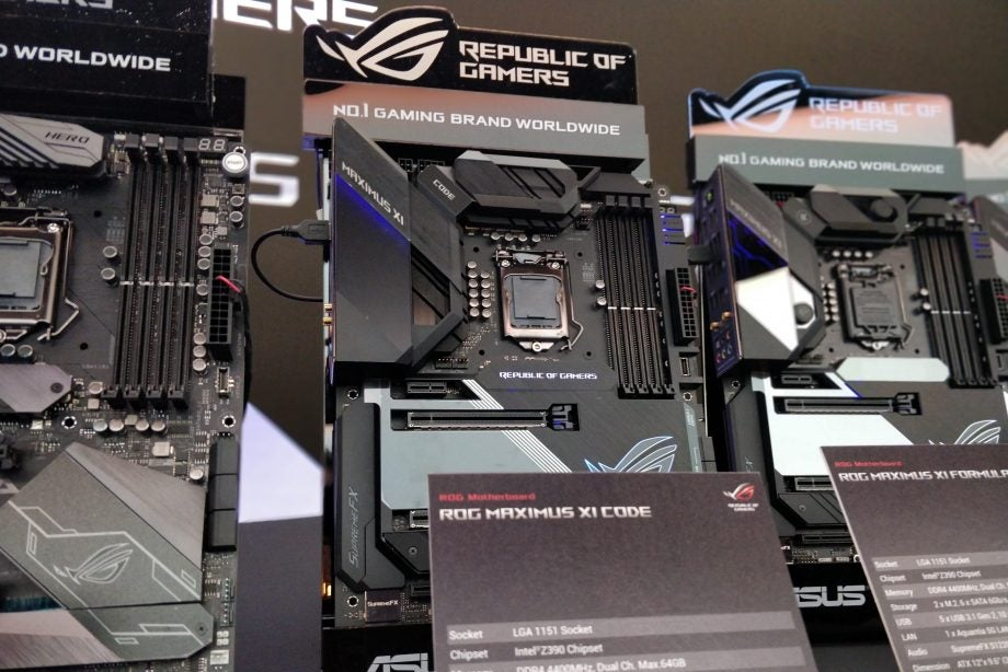 Asus Z390 Motherboard: All we know about specs, price and