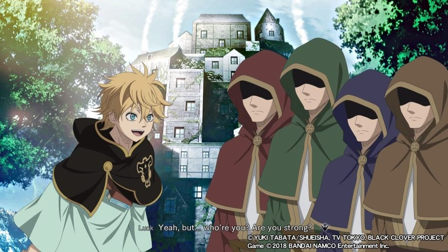 Black Clover Quartet Knights Review Trusted Reviews