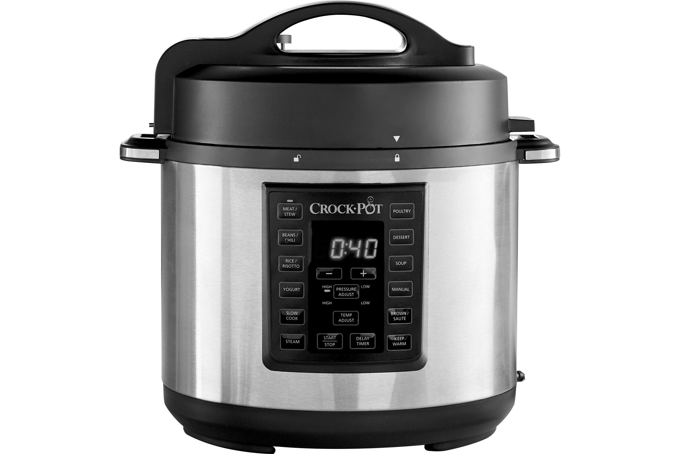 Crock Pot Express Multi Cooker Csc051 Review