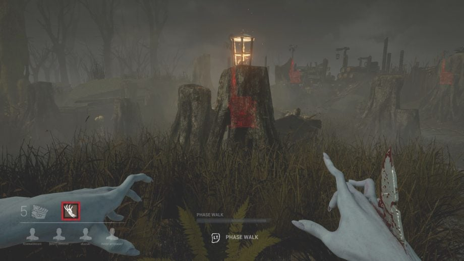 Image result for dead by daylight gameplay