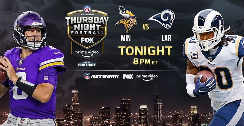 How to watch NFL Thursday Night Football on Amazon Prime: Stream