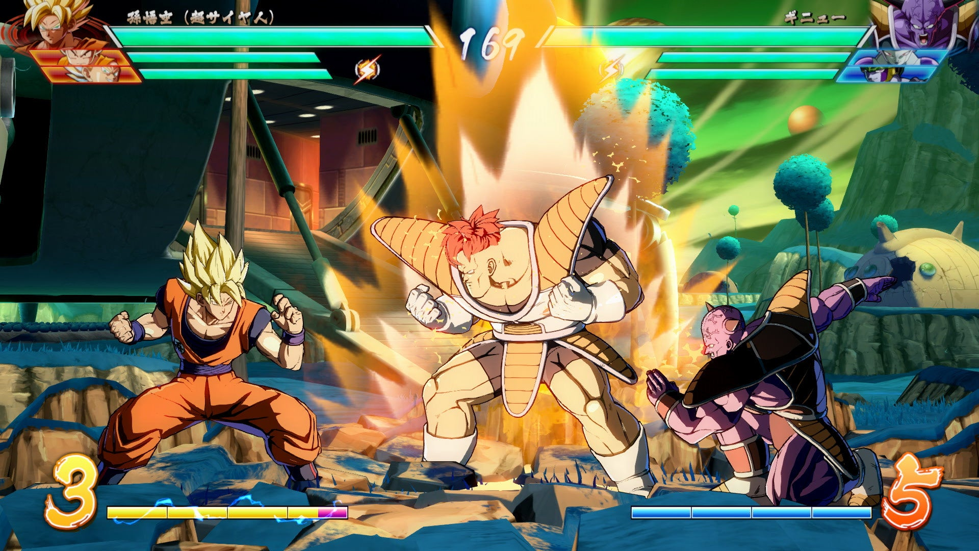 Dragon Ball Fighterz Nintendo Switch Review Trusted Reviews