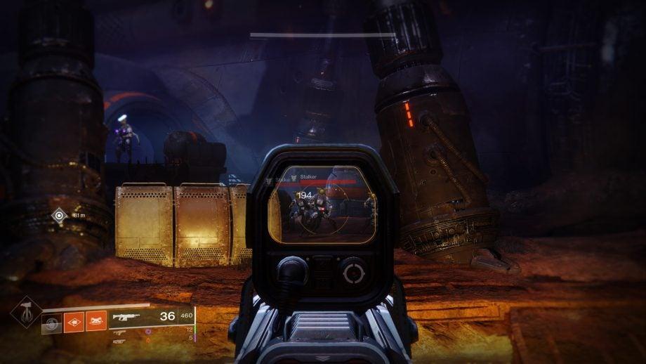 a7d9caa466e Destiny 2  Forsaken Review